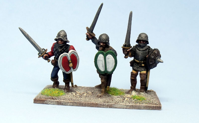 Foundry Conquistadors Painted Spanish DBA