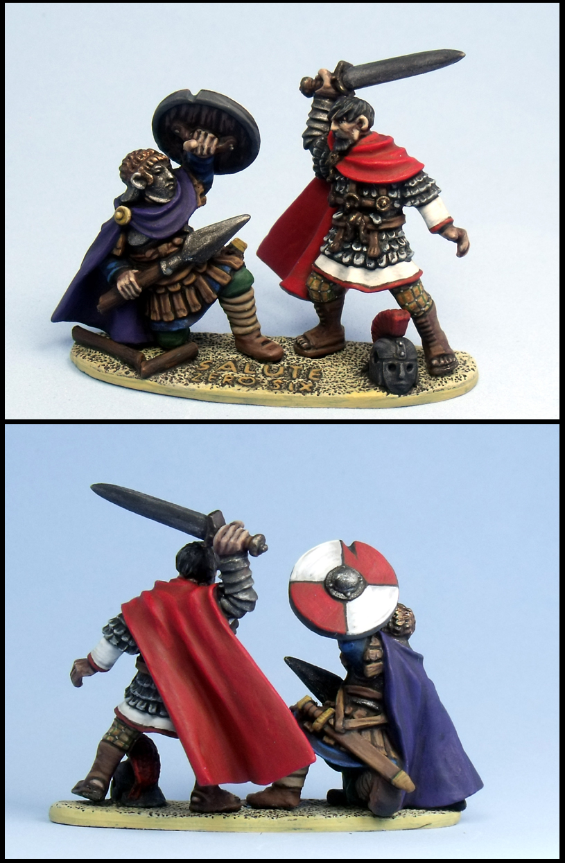 Arthur and Mordred - Salute 2006